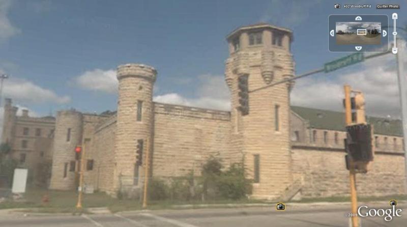 Route 66 : parcours d'un mythe américain. - Page 3 Prison11