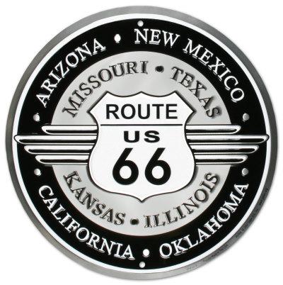 Route 66 : parcours d'un mythe américain. Q8izd012