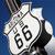 Route 66 : parcours d'un mythe américain. Routes13