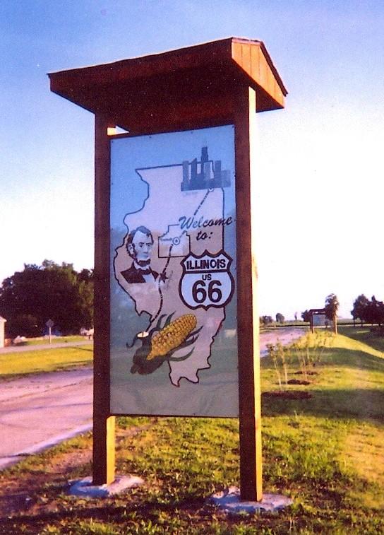 Route 66 : parcours d'un mythe américain. - Page 3 Scan0010