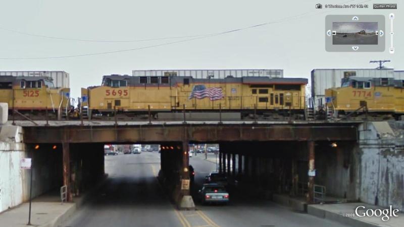 Route 66 : parcours d'un mythe américain. - Page 2 Train_10