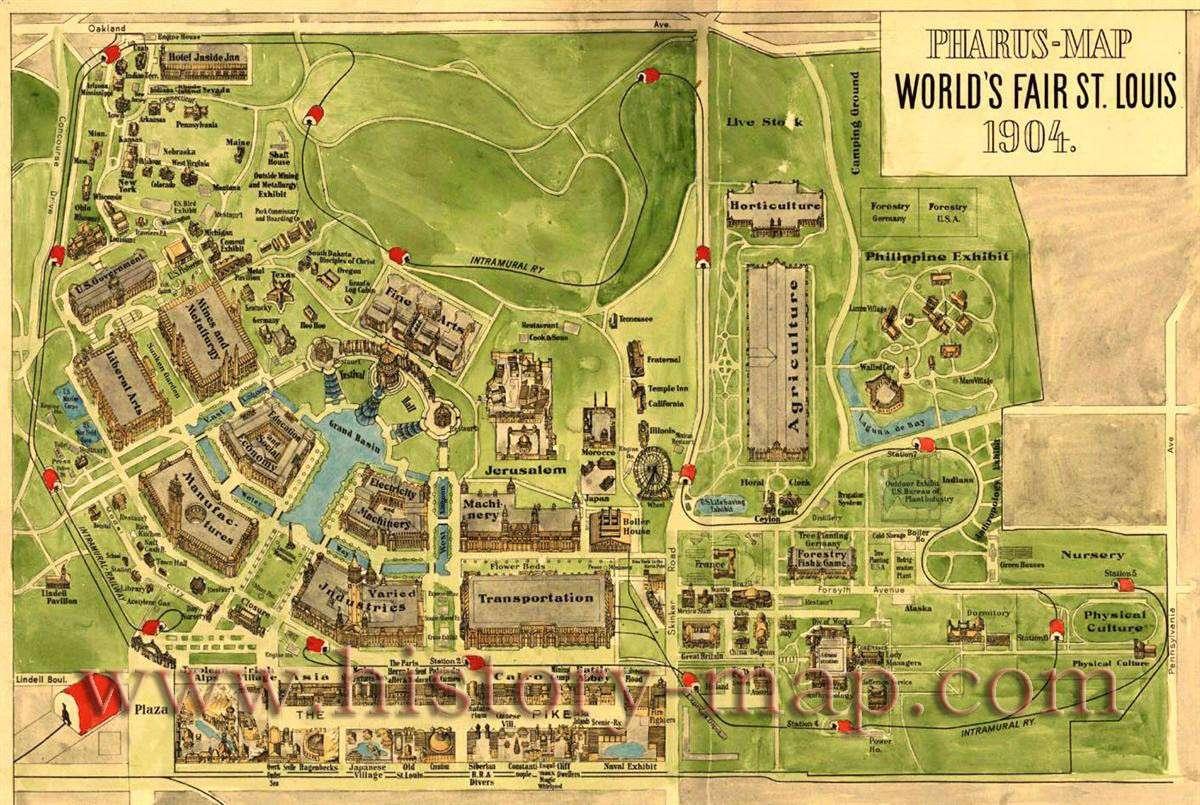 Route 66 : parcours d'un mythe américain. - Page 4 Worlds10