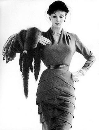 Fifties Model Extraordinaire  Barbara Goalen 17514711
