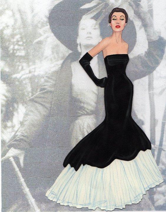 Fifties Model Extraordinaire  Barbara Goalen 18072710