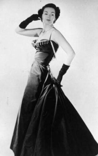 Fifties Model Extraordinaire  Barbara Goalen 18189610