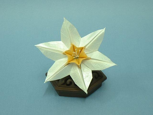 Origami sau arta plierii hartiei; decupaje - Pagina 3 16778710