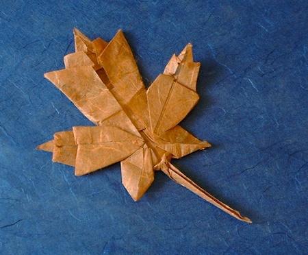 Origami sau arta plierii hartiei; decupaje - Pagina 3 19283810