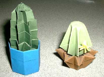 Origami sau arta plierii hartiei; decupaje - Pagina 3 36800011