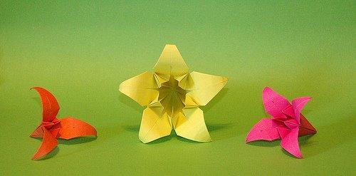 Origami sau arta plierii hartiei; decupaje - Pagina 3 71945010