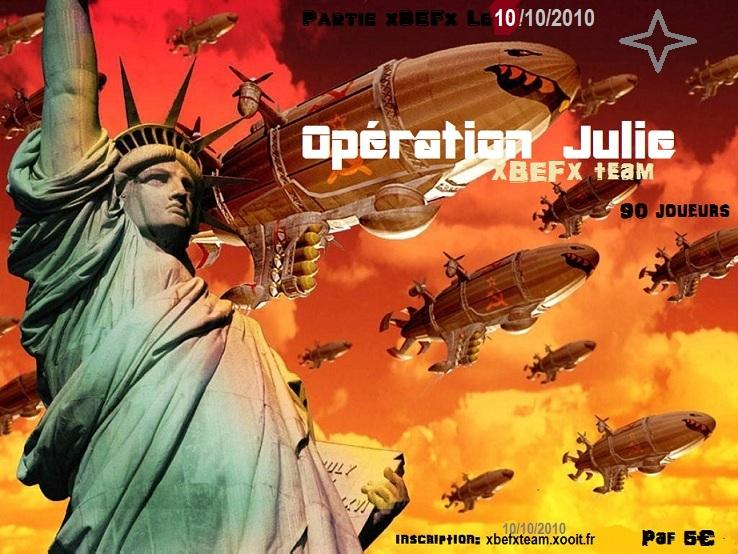 invitation partie xBEFx 10/10/2010 Alerte11