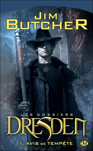 Les dossiers de Dresden - Tome 1 : Avis de tempête - Jim Butcher 97828111
