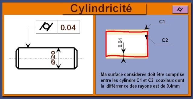 Tutoriel sur les tolérances géomètriques Cylind10