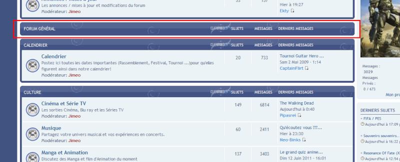 Possibilité de cacher les catégories et menu du forum Catego11