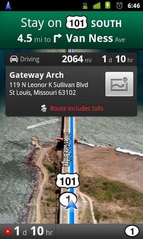 Google Maps v6.0.0 (toutes versions Androïd) Vwhwo10