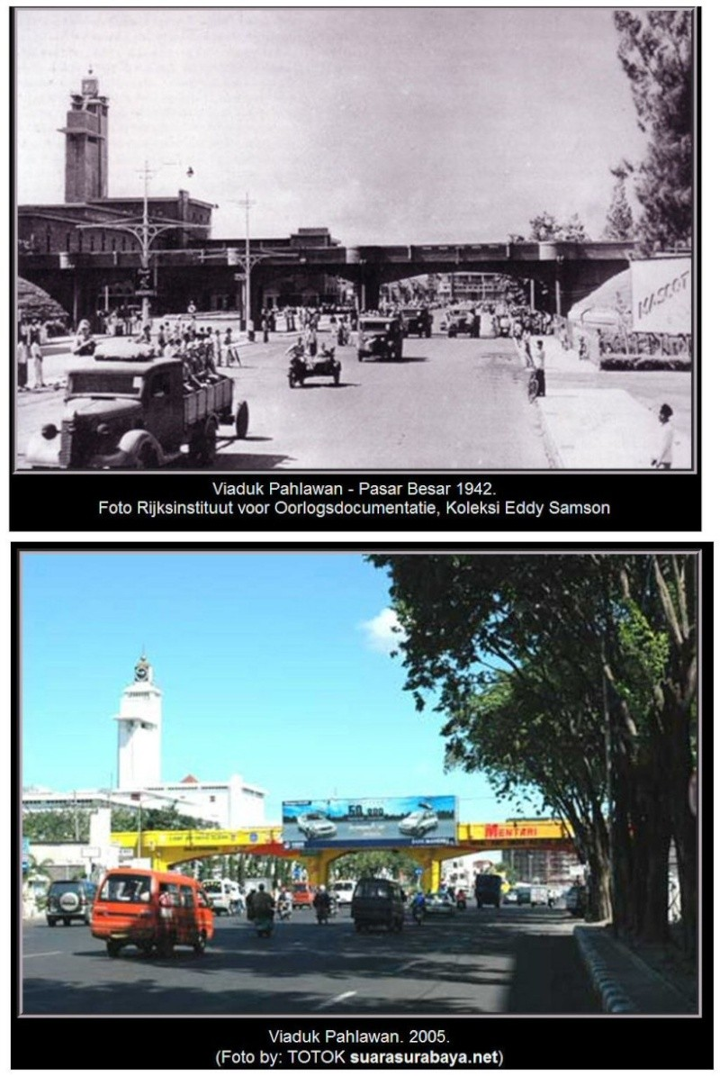 Lief en leed Surabaya en tegenwoordig meer leed......Peneleh kerkhof o.a. Pahlaw10