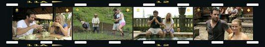 Bekende Nederlandse koppels gaan 'Op Zoek naar Geluk' in Bali, vanaf 23 mei 2011 Zoekge11