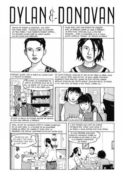 Vos bandes dessinées préférées... - Page 8 Yeuxav10