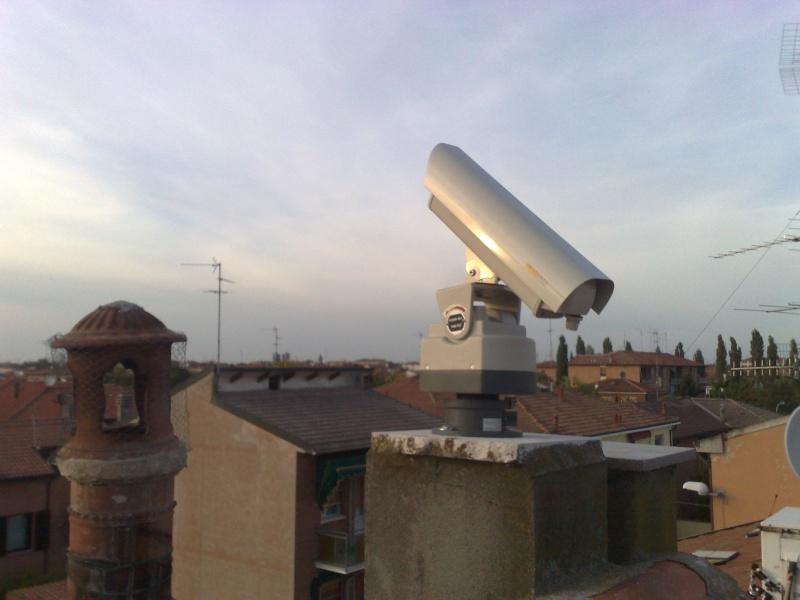 installazione di  nuove stazioni video da Ferrara e TLE Tracker 14092011
