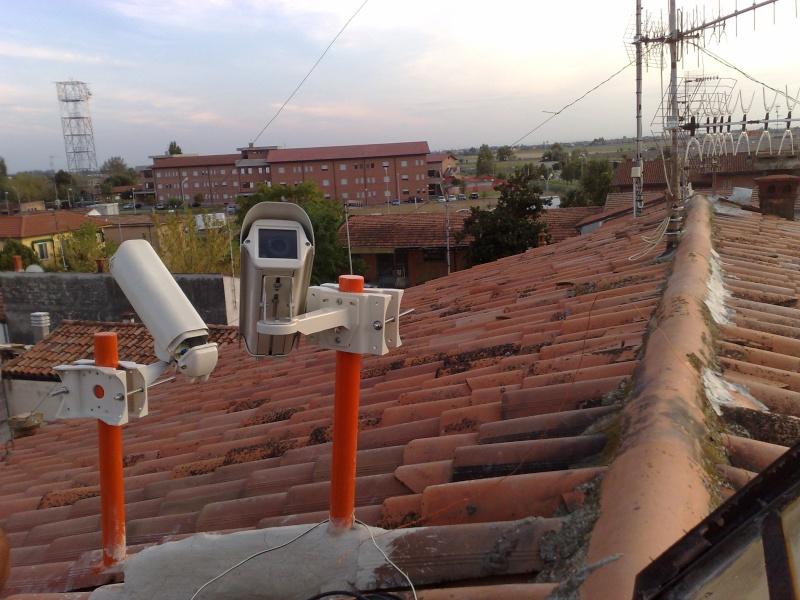 installazione di  nuove stazioni video da Ferrara e TLE Tracker 14092012
