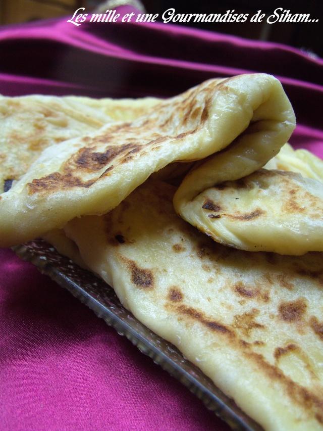 Msemmens ou Mssamman marocain aux quatre fromages... Cuisin23