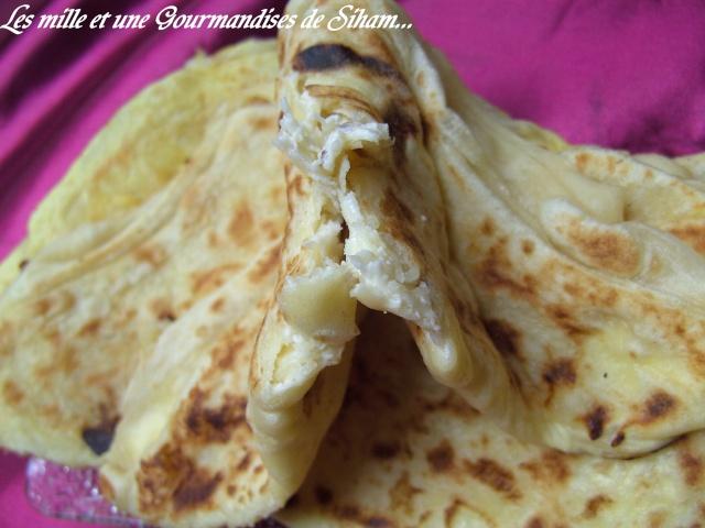 Msemmens ou Mssamman marocain aux quatre fromages... Cuisin24