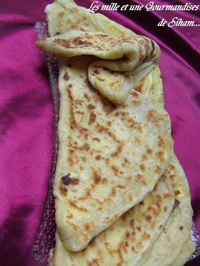 Msemmens ou Mssamman marocain aux quatre fromages... Cuisin25