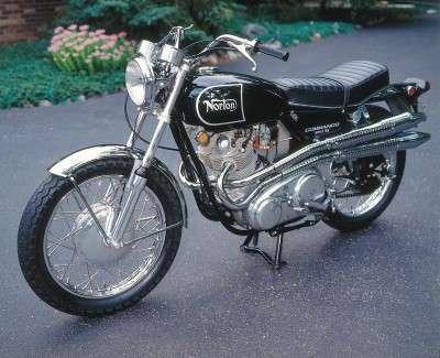 NORTON en vrac... 1970-n10