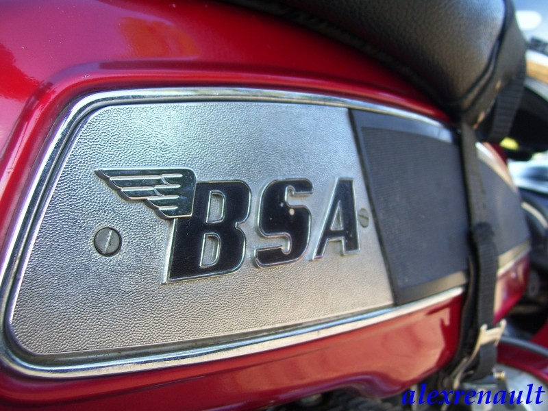 BSA rocket 3.. Bg9bgn10