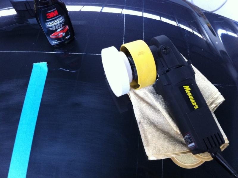 3M Car Care - Test Trattamento rimuovi graffi e cera protettiva... Img_0229