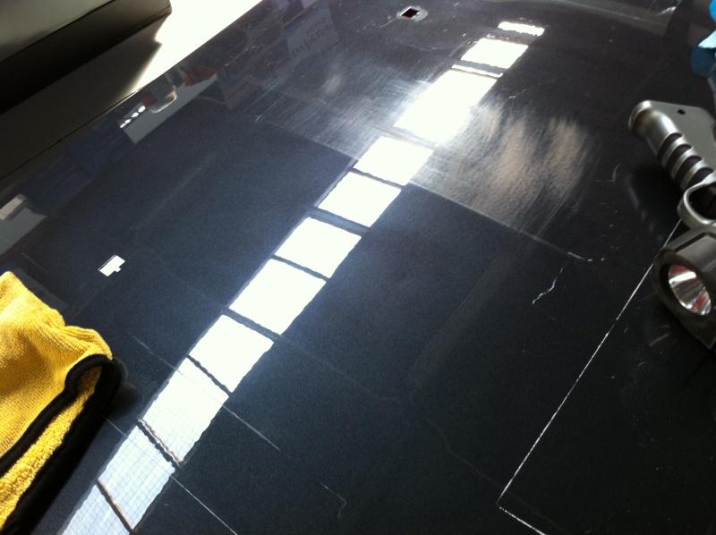 3M Car Care - Test Trattamento rimuovi graffi e cera protettiva... Img_0232