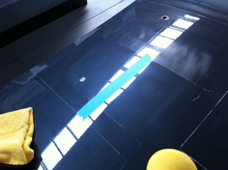 3M Car Care - Test Trattamento rimuovi graffi e cera protettiva... Img_0236