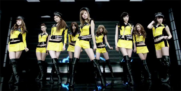Girls' Generation (SNSD) - from Debut to Present [update] 20110410