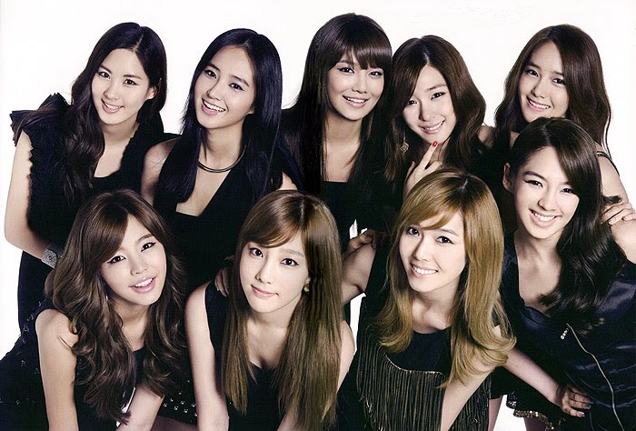 Girls' Generation (SNSD) - from Debut to Present [update] Shoujo10
