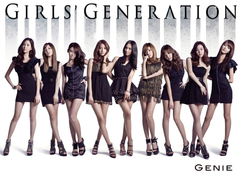 Girls' Generation (SNSD) - from Debut to Present [update] Snsd-110