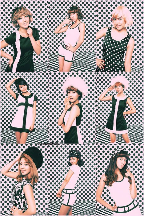 Girls' Generation (SNSD) - from Debut to Present [update] Snsdho10
