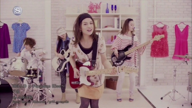 YUI - Hello ~Paradise Kiss~ [PV] Youtub14