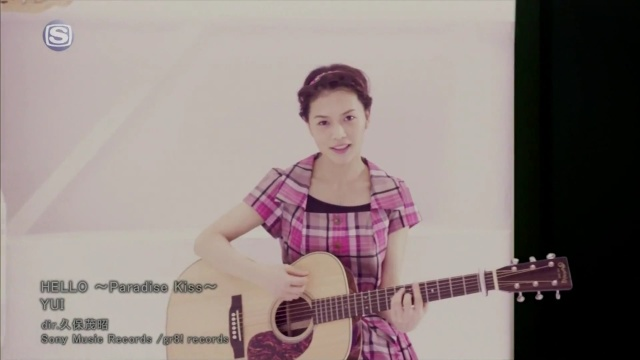 YUI - Hello ~Paradise Kiss~ [PV] Youtub15