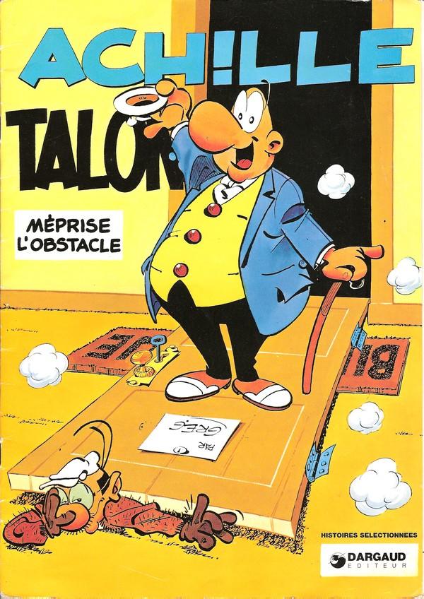 BD publicitaires Achille Talon Achill10