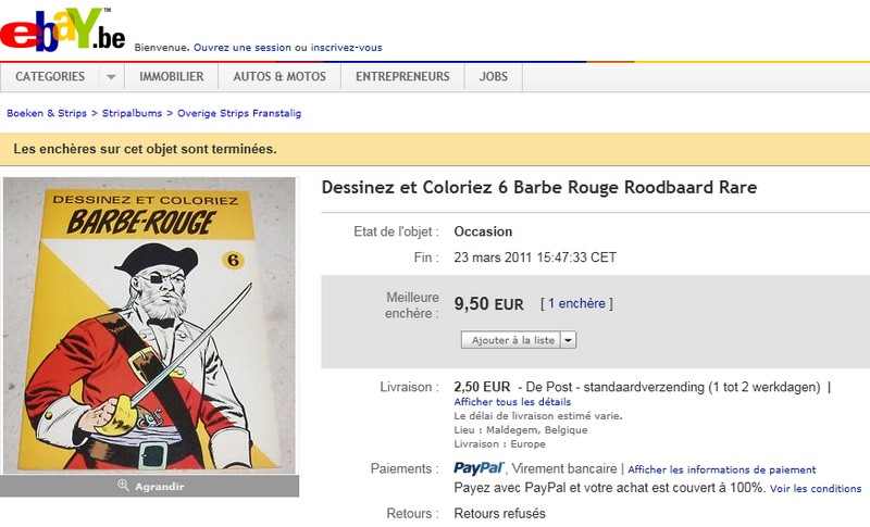 """""""Dessinez et coloriez"""", Dargaud 1971-1972 Enchar12"""