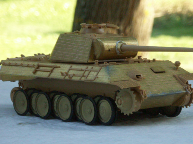 Panther Ausf.A [1/35 ITALERI] Pict0910