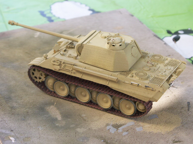Panther Ausf.A [1/35 ITALERI] Pict1231