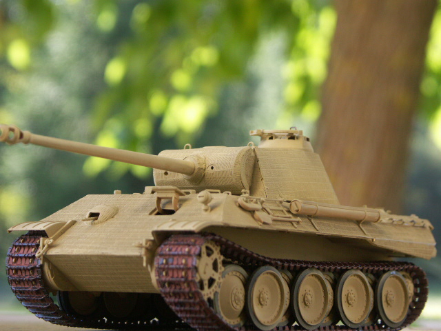 Panther Ausf.A [1/35 ITALERI] Pict1232