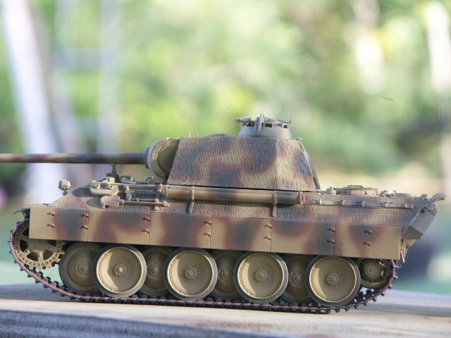 Panther Ausf.A [1/35 ITALERI] Pict1233