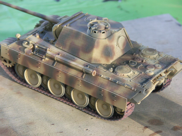 Panther Ausf.A [1/35 ITALERI] Pict1235