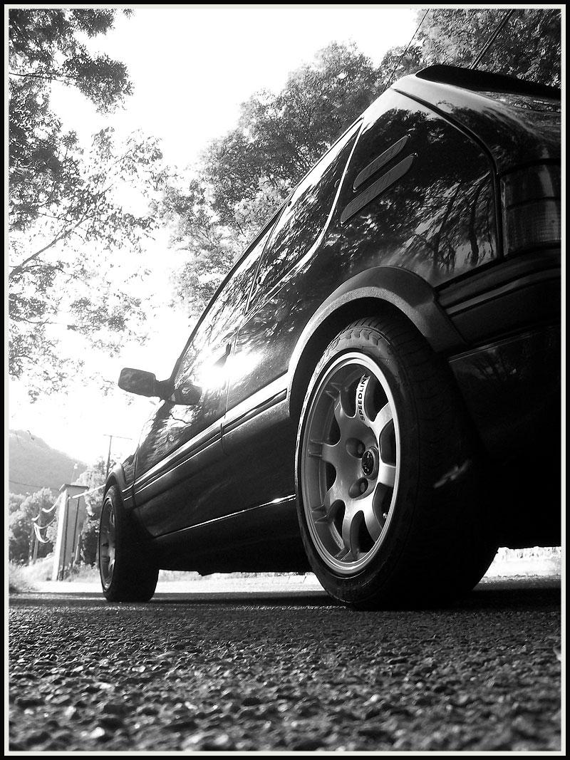 [GTI1800] 205 GTI 1L9 Gris Graphite AM92  274310
