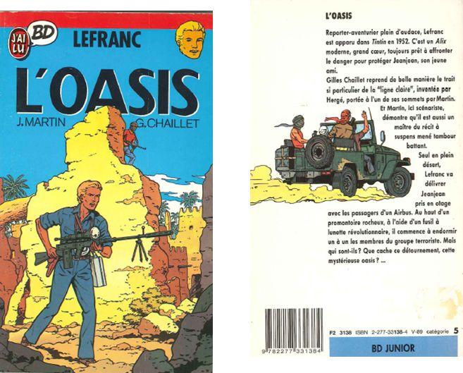 Les éditions spéciales de Lefranc - Page 2 Lefran10