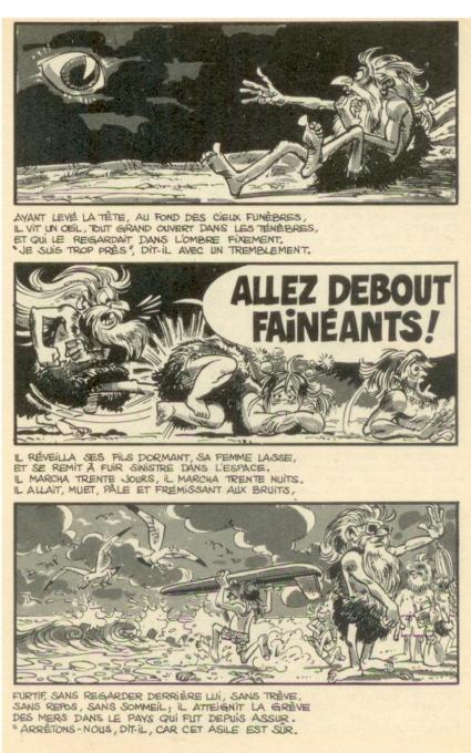 Poésie et bande dessinée Maziar11