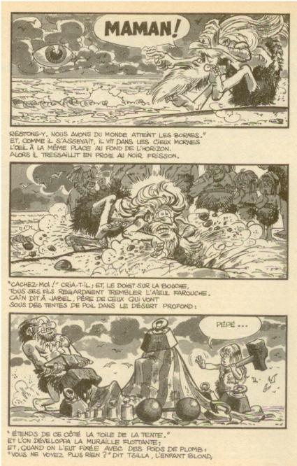Poésie et bande dessinée Maziar12