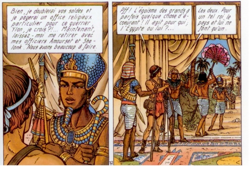 Orion 3 : le Pharaon Pharao10