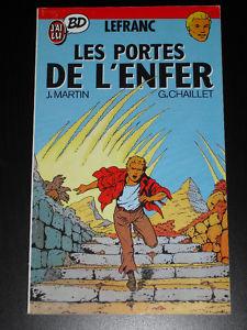Les éditions spéciales de Lefranc - Page 2 Portes10